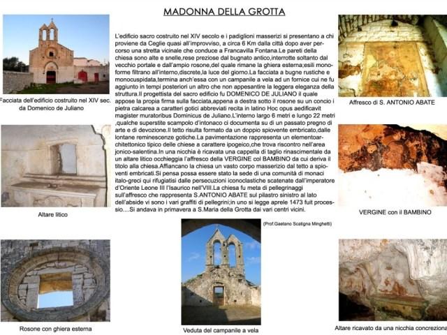 Madonna della Gotta - Speleocem