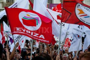Syriza Flags